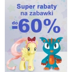 Smyk: do 60% zniżki na zabawki