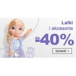 Smyk: do 40% zniżki na lalki i akcesoria
