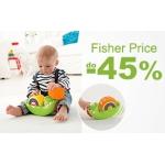 Smyk: do 45% rabatu na zabawki Fisher Price