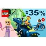 Smyk: do 35% rabatu na klocki Lego