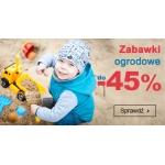 Smyk: do 45% zniżki na zabawki ogrodowe