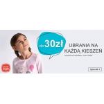 Smyk: na ubrania dla dzieci do 30 zł
