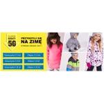 Smyk: do 50% rabatu na odzież i obuwie dla dzieci
