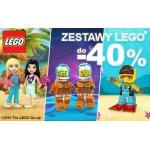 Smyk: do 40% zniżki na zestawy klocków Lego