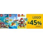 Smyk: do 45% zniżki na klocki Lego