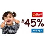Smyk: zabawki Trefl do 45% zniżki
