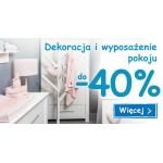 Smyk: do 40% zniżki na dekoracje i wyposażenie pokoju