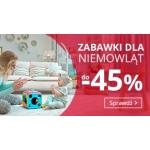 Smyk: do 45% zniżki na zabawki dla niemowląt