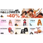 Smyk: do 40% rabatu na stroje na halloween