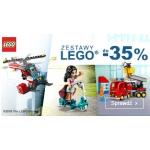 Smyk: do 35% zniżki na zestawy Lego