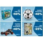 Smyk: do 50% zniżki na gry i zabawki dla dziecka i taty