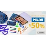 Smyk: do 50% zniżki na produkty szkolne marki Milan