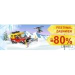 Smyk: Festiwal Zabawek do 80% rabatu na zabawki