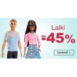 Smyk: do 45% rabatu na lalki