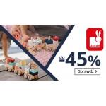 Smyk: do 45% zniżki na zabawki i gry dla dziecki marki Janod