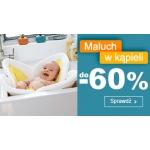 Smyk: do 60% zniżki na produkty kąpielowe