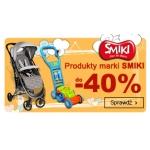 Smyk: do 40% zniżki na produkty marki Smiki