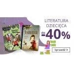 Smyk: do 40% zniżki na literaturę dziecięcą