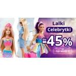 Smyk: do 45% rabatu na lalki celebrytki