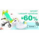Smyk: do 60% zniżki na zabawki ogrodowe i zręcznościowe