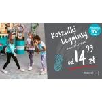 Smyk: koszulki i legginsy dziecięce od 14,99 zł