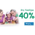 Smyk: do 40% zniżki na gry familinje