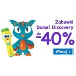 Smyk: zabawki Dumel Discovery do 40% zniżki