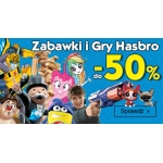 Smyk: do 50% zniżki na zabawki i gry Hasbro