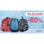 Smyk: do 80% zniżki na plecaki szkolne