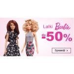 Smyk: do 50% zniżki na lalki Barbie