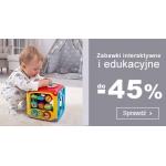 Smyk: do 45% zniżki na zabawki interaktywne i edukacyjne