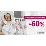 Smyk: do 60% rabatu na pościele dla maluszka