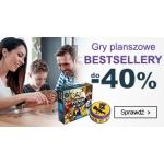 Smyk: do 40% zniżki na bestsellery gier planszowych