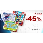 Smyk: do 45% rabatu na puzzle