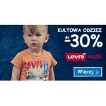 Smyk: wyprzedaż do 30% zniżki na markę Levis Kids