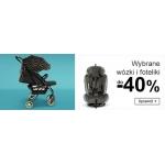 Smyk: do 40% zniżki na wybrane wózki i foteliki dziecięce