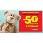 Smyk: do 50% rabatu na wybrane zabawki dla dzieci na Dzień Dziecka