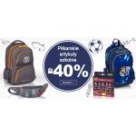 Smyk: do 40% zniżki na piłkarskie artykuły szkolne