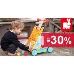 Smyk: do 30% zniżki na zabawki Janod