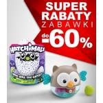 Smyk: do 60% rabatu na zabawki dla dzieci