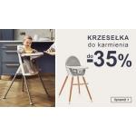 Smyk: do 35% zniżki na krzesełka do karmienia