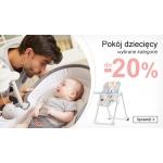 Smyk: 20% zniżki na akcesoria do pokoju dziecięcego