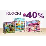Smyk: do 40% rabatu na klocki dla dzieci