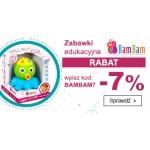 Smyk: dodatkowe 7% rabatu na zabawki edukacyjne