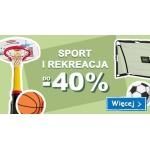 Smyk: do 40% rabatu na akcesoria sportowe i rekreacyjne