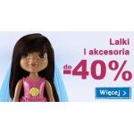 Smyk: do 40% rabatu na lalki i akcesoria