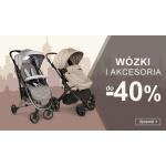 Smyk: do 40% zniżki na wózki i akcesoria