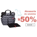 Smyk: do 50% rabatu na akcesoria do wózków
