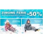 Smyk: do 50% rabatu na wyprawkę na ferie zimowe
