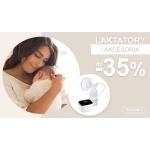 Smyk: do 35% zniżki na laktatory i akcesoria do karmienia piersią